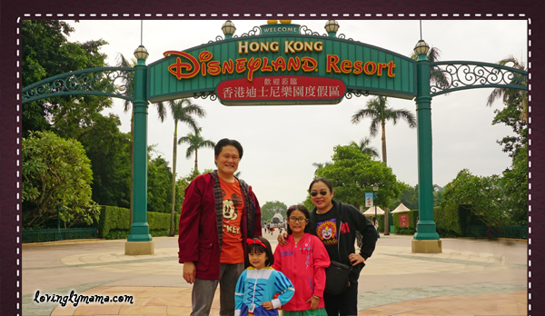 DIY Hong Kong Tour Itinerary - Hong Kong family tour - visit Hong Kong - Hong Kong Disneyland
