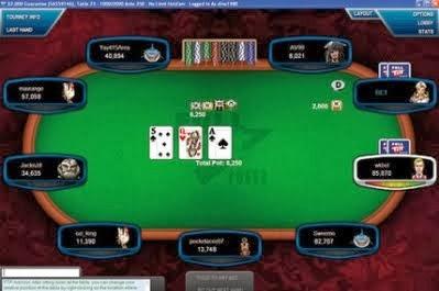 Free play poker 888 bluefire poker videos