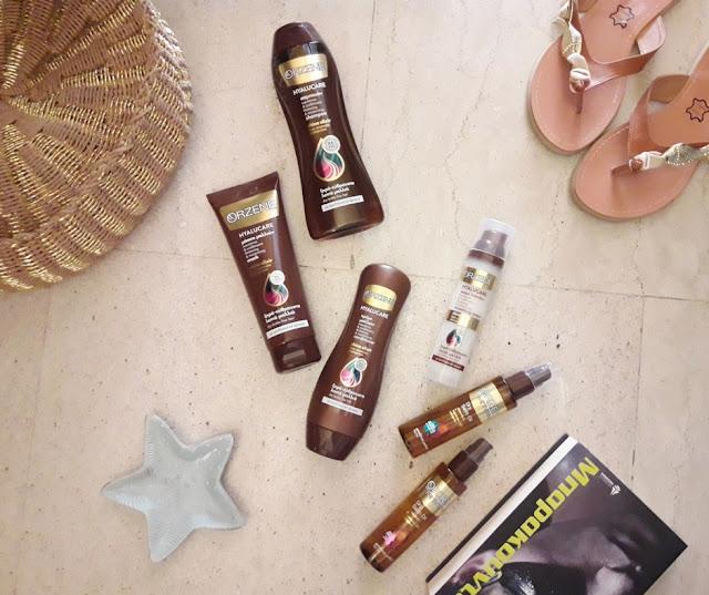 Εθισμένη στα Orzene Dry Satin Oils & Giveaway