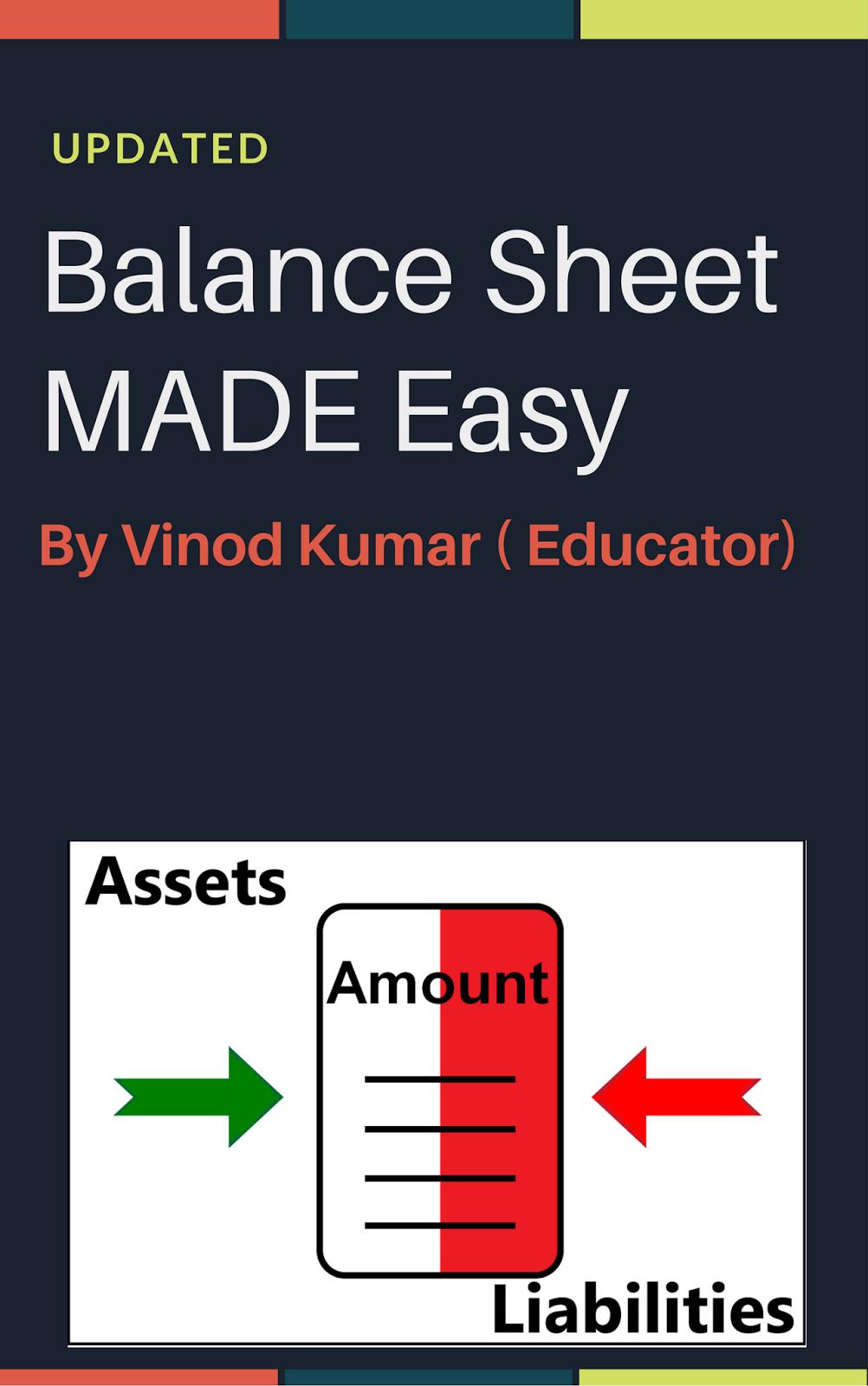 Balance sheet made easy krantikari balance sheet made easy fandeluxe Document
