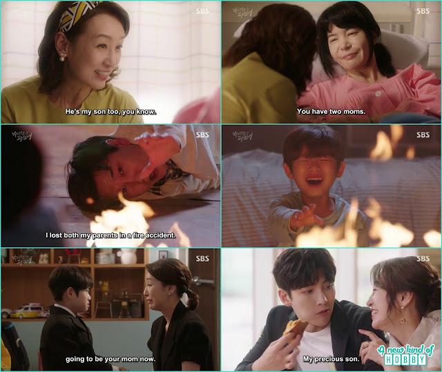 ji wook remember his biological parents - Suspicious Partner: Episode 19 & 20 korean Drama