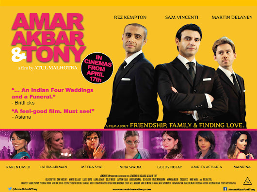 Amar, Akbar & Tony (2015) | Movies I've Seen