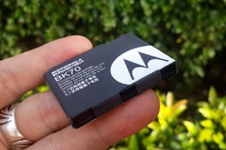 Baterai Motorola BK70 Original 1100mAh