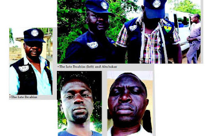 Deadly Kidnappers Ambush, Kill Four IGP Team Policemen
