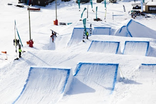 Best Places for Snowboarding in Norway