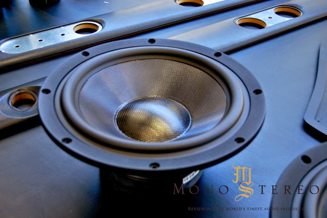 Mono and Stereo High-End Audio Magazine: Sonus Faber factory