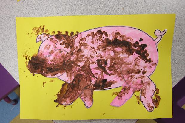 Farm Animal Art Projects for Preschoolers