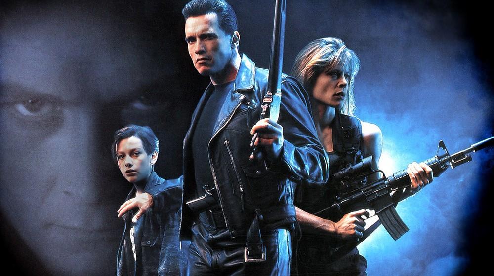 O Exterminador do Futuro 2: O Julgamento Final será relançado em 3D