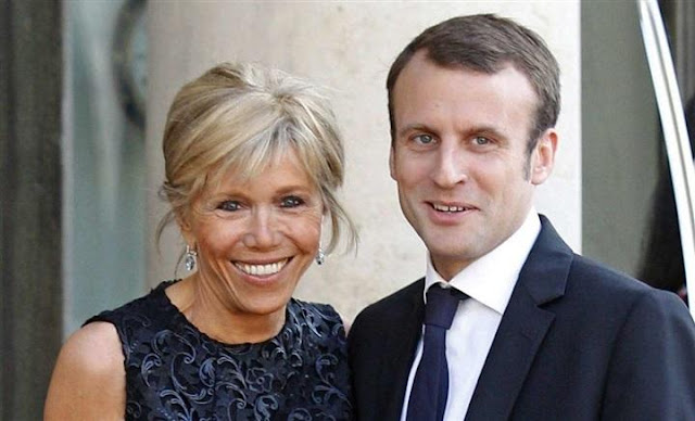 الرئيس الفرنسي