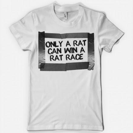 rat race tshirt