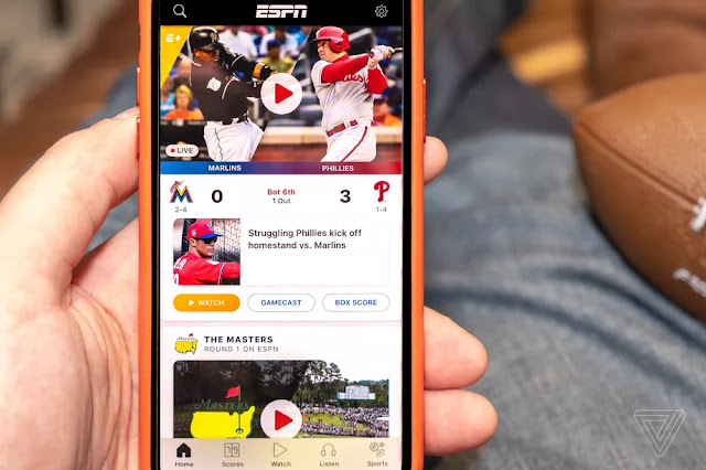 Disney kicks off its streaming future today with ESPN+