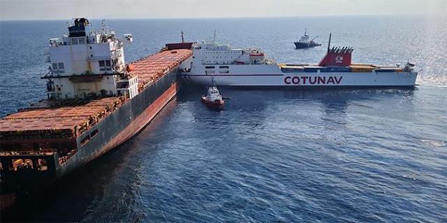 وزير البيئة الفرنسي: أشعر بالعار مما فعله طاقم السفينة التونسية !