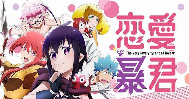 Rekomendasi Anime Yang Mirip Dengan Renai Boukun