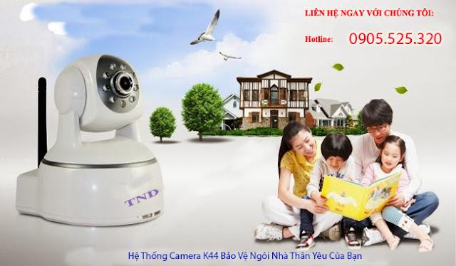 Lắp Đặt Camera Quan Sát Huyện Định Quán
