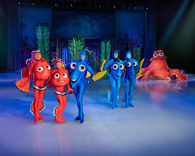 Disney on Ice presents Follow Your Heart | Finding Dory