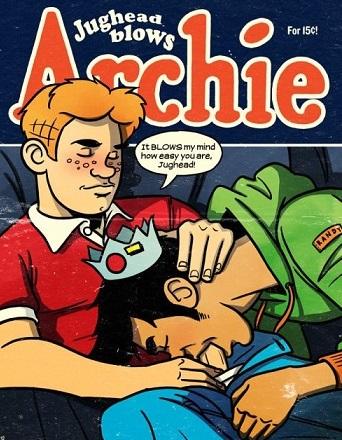 Archie Comics porn pics