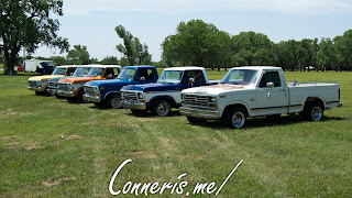 Classic Ford Pickups