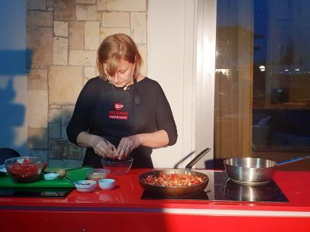 Chef Carmen Paraschivescu