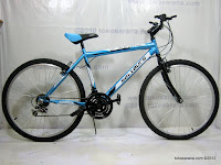 26 Inch Genio Salzbury 18 Speed Shimano HardTail Mountain Bike