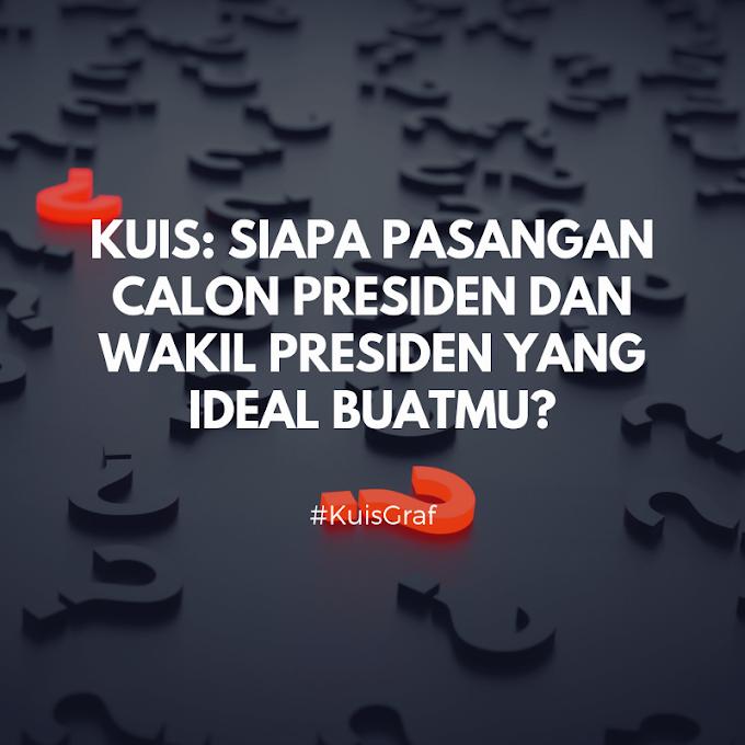 Kuis: Siapa Pasangan Calon Presiden dan Wakil Presiden yang Cocok Sama Kamu?