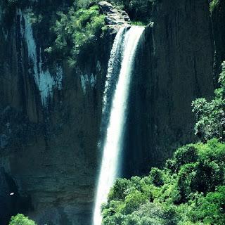 Cascata do Chuvisqueiro, Riozinho