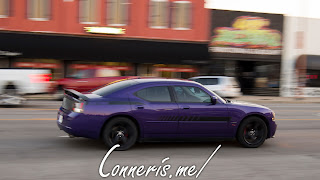 Dodge Charger RT Daytona Plum Crazy