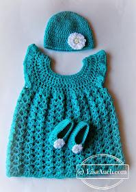 free baby crochet patterns crochet baby dress pattern, crochet baby hat pattern, crochet baby booties pattern