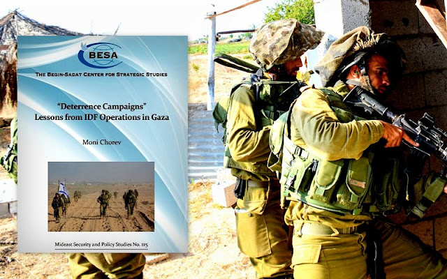 MONOGRAPH | Deterrence Campaigns: Lessons from IDF Operations in Gaza