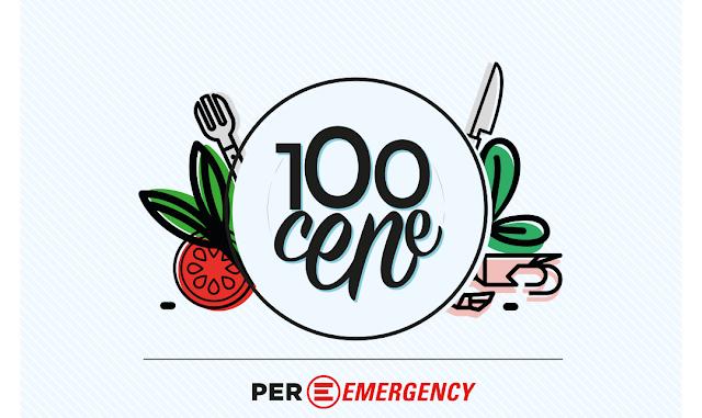 #100CENE per Emergency... sei dei nostri?