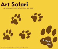 Art Safari homepage
