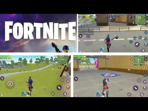 Download FORTNITE beta apk+data for android ( only 426MB