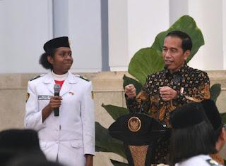 Presiden Jokowi: Kemajemukan ini Anugerah Tuhan