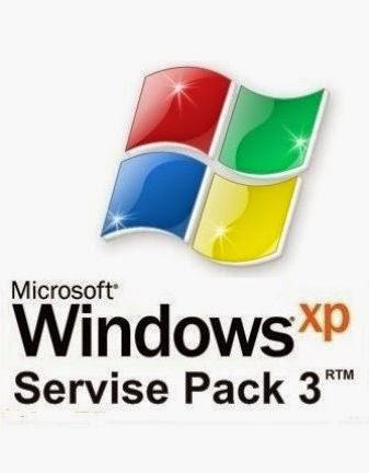 Microsoft WindowsXP Professional SP3 x86 Integrated January 2015