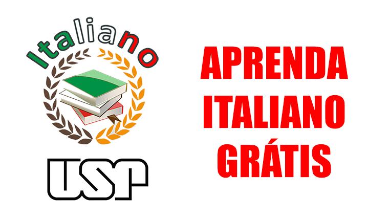 USP oferece conteúdo de italiano grátis e online