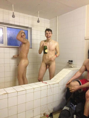 Remarkable, the naked men lockerroom images