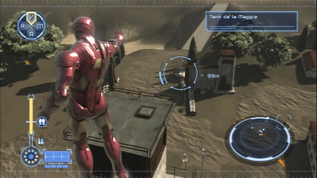 Download Iron Man PC Games Gameplay