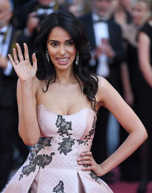 Mallika Sherawat – 'Girls Of The Sun' Premiere at 2018 Cannes Film Festival