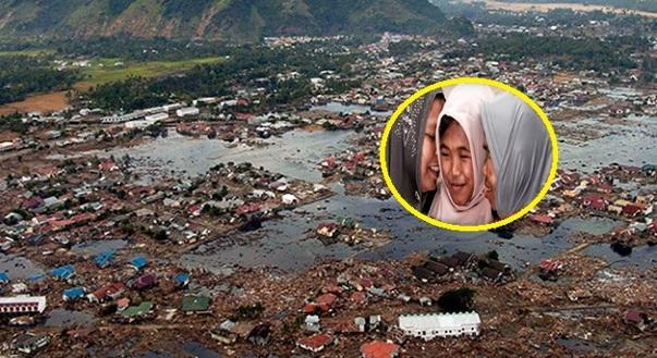 2 Anak Mereka Hilang Dlm Tsunami 2004. Slps 10 Tahun Hilang Akhirnya Mereka Bertemu, SEBAK !!!