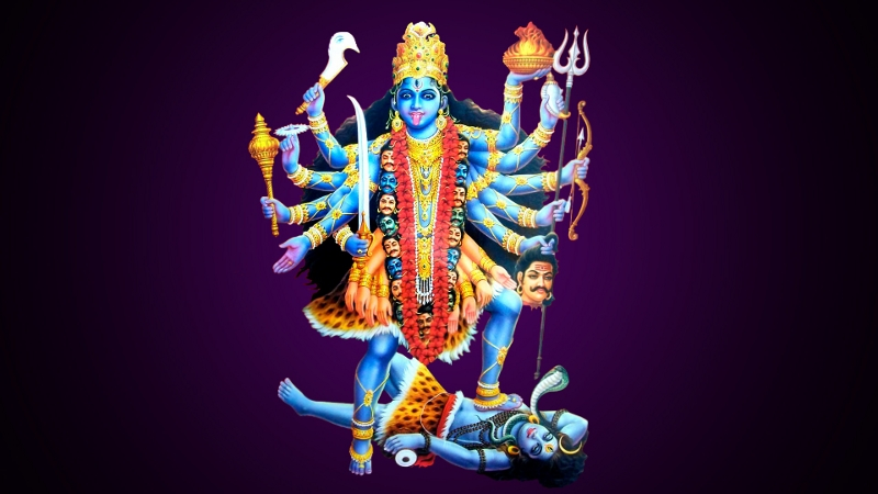 Shree Mahakali Chalisa In Hindi | श्री महाकाली चालीसा | चालीसा संग्रह | Gyansagar ( ज्ञानसागर )
