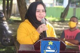 Masita Nawawi Gani Ungkap Partisipasi Masyarakat Malut Awasi Pemilu Masih Rendah
