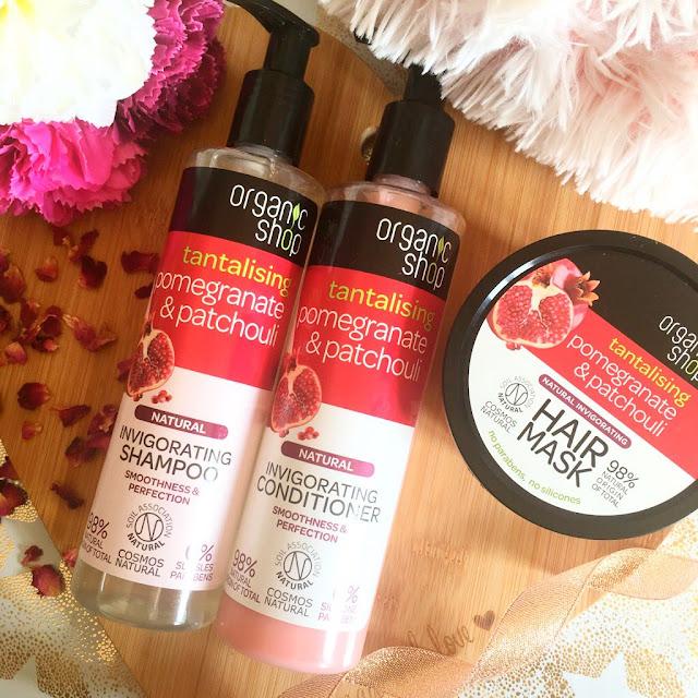 Organic Shop Haircare