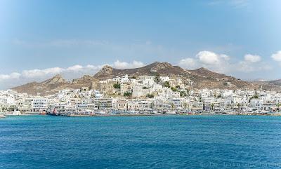 Chora - Naxos - Cyclades - Grece