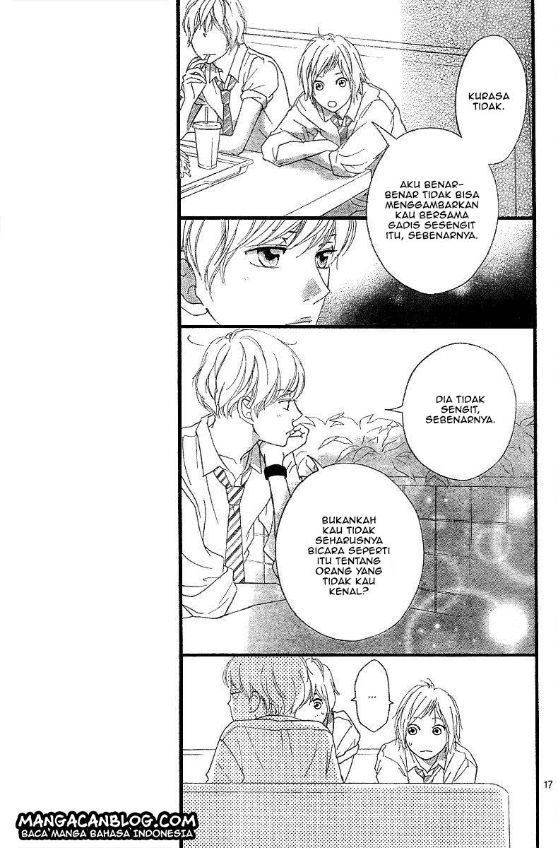 Ao Haru Ride Chapter 17-18