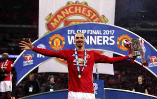Concern as Zlatan Ibrahimovich may leave Manchester United when season ends