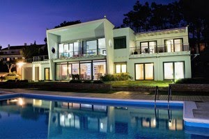 Casa do Lago, family holidays villa