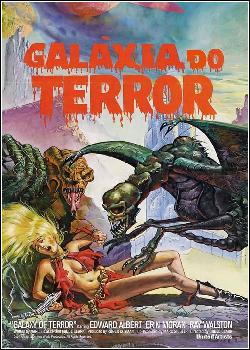 Galáxia do Terror Dublado