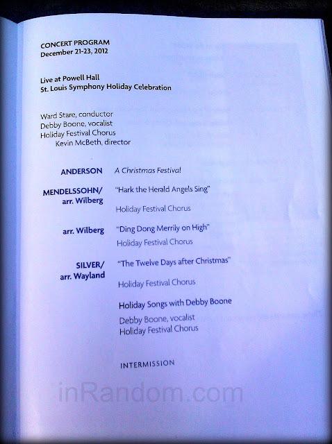 Holiday Celebration Program 1