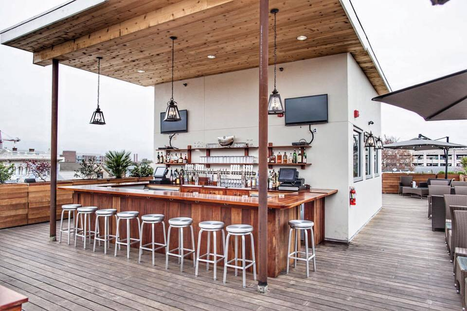 Top Rooftop Bars In Charleston South Carolina