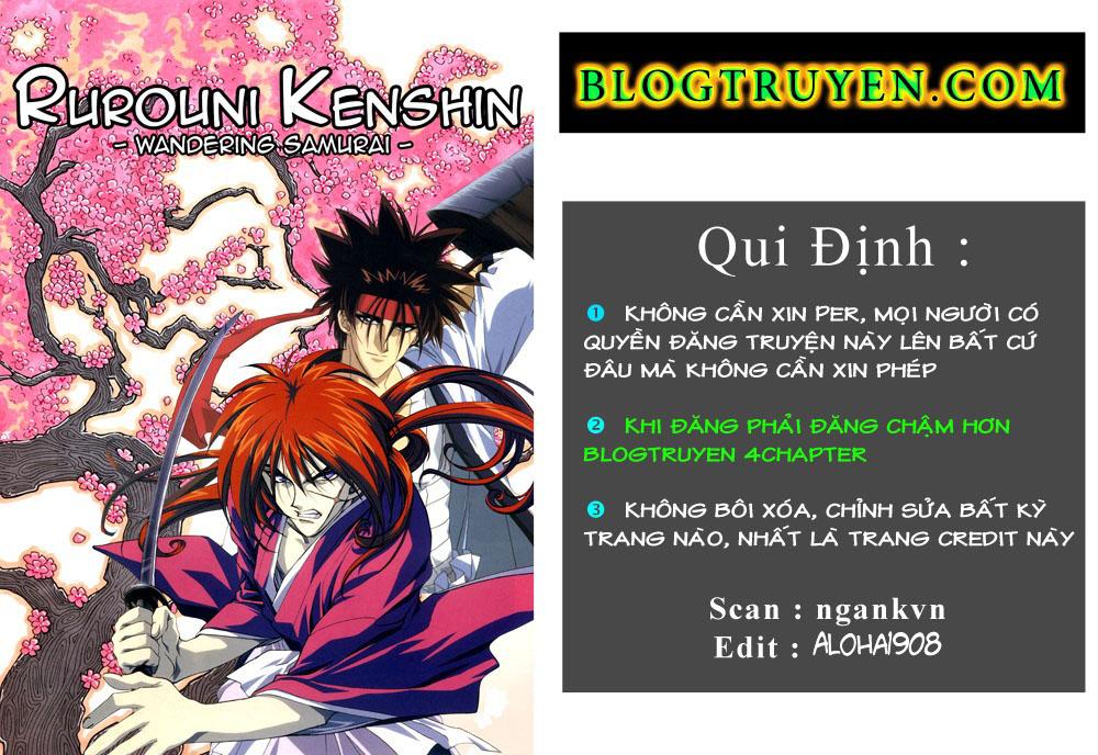 Rurouni Kenshin chap 47 trang 21