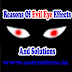 Evil Eye Effects Reasons And Remedies